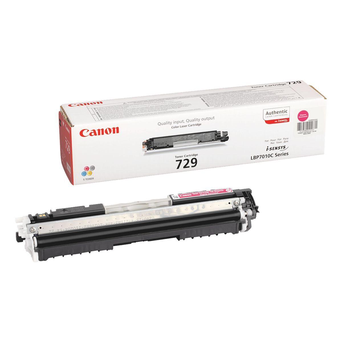 Canon Tonerpatrone »729«