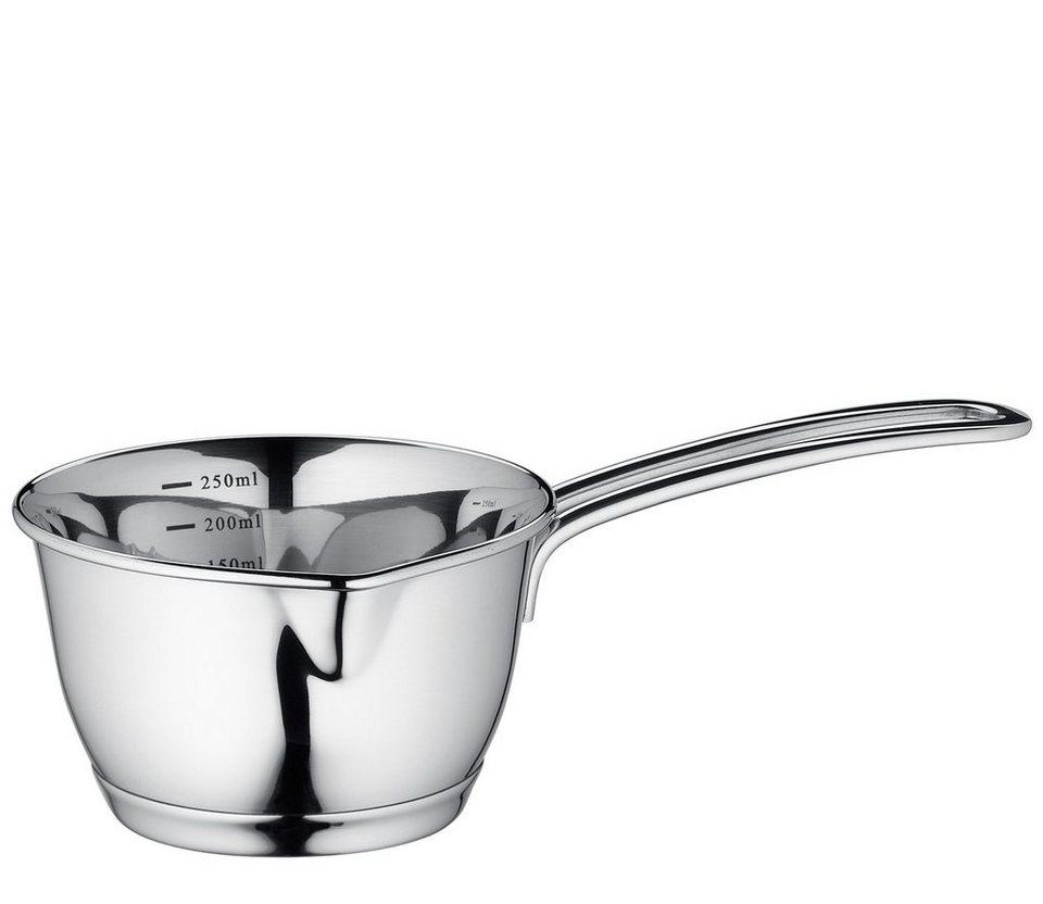 Küchenprofi Butterpfännchen in Silber