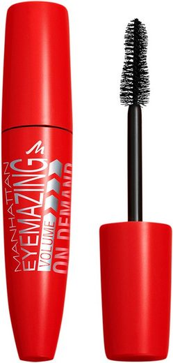MANHATTAN Mascara »Eyemazing Volume on Demand«