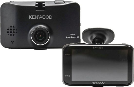 Kenwood »DRV-830« Dashcam