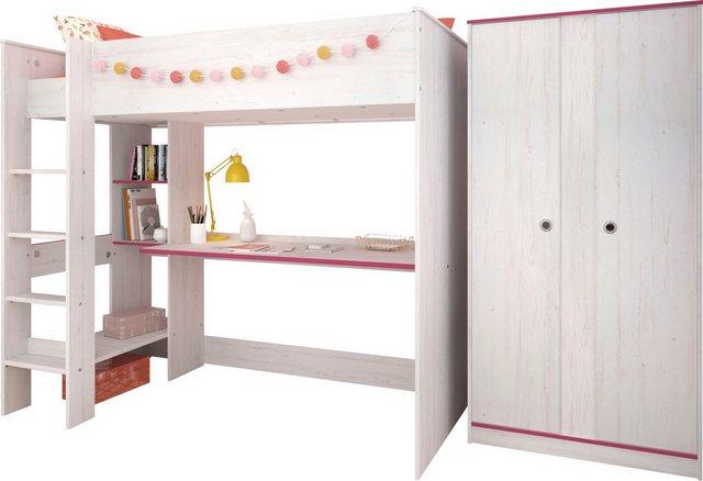 Komplettzimmer - Parisot Jugendzimmer Set »Smoozy«, (Set, 2 St)  - Onlineshop OTTO