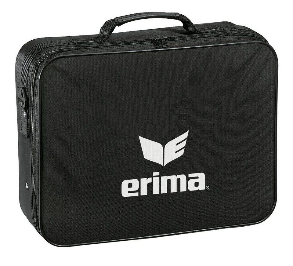 ERIMA Travel Line Betreuer / Servicekoffer in schwarz