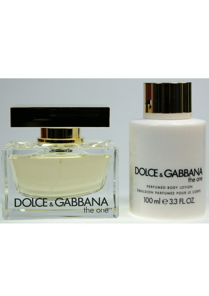 Dolce & Gabbana, »The One«, Duftset (2 tlg.)