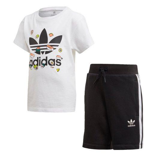 adidas Originals Trainingsanzug »Shorts Set«