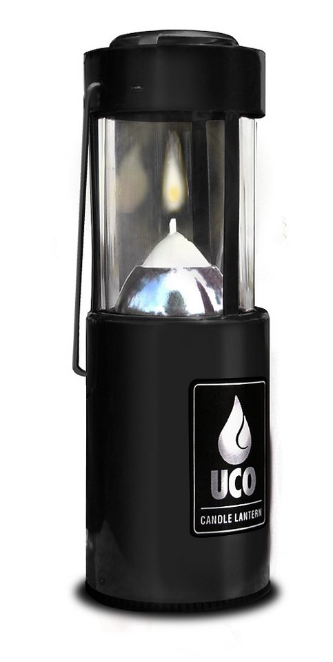 UCO Camping-Beleuchtung »Kerzenlaterne« in schwarz