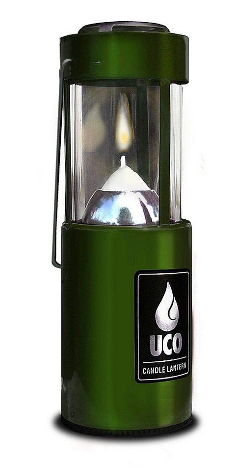 UCO Camping-Beleuchtung »Kerzenlaterne grün« in grün