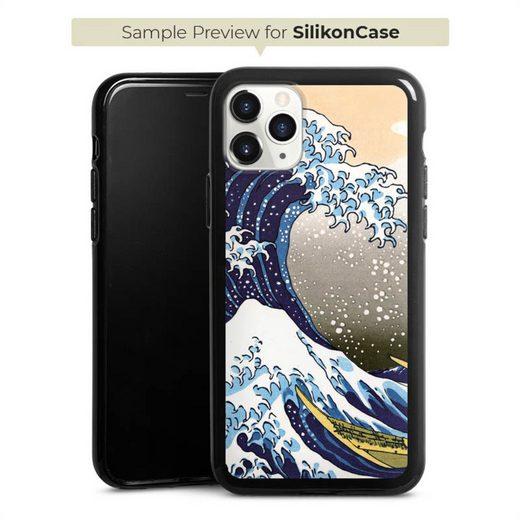 DeinDesign Handyhülle »Great wave of Kanagawa / Die große Welle vor Kanagawa« Xiaomi Pocophone F1, Hülle Katsushika Hokusai Malerei Kunst