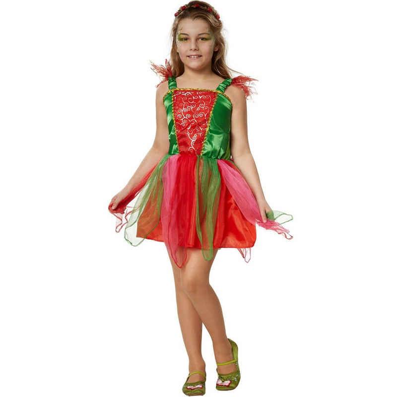 dressforfun Kostüm »Mädchenkostüm Waldprinzessin«