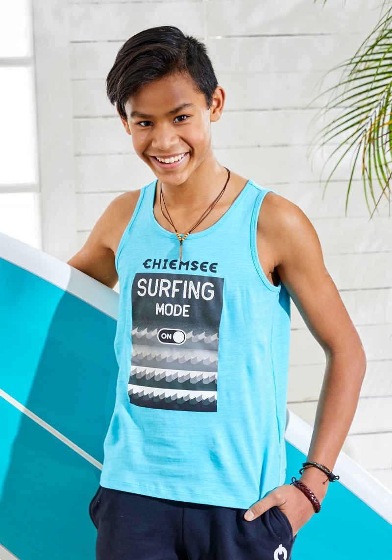 Chiemsee Tanktop »SURFING MODE ON«