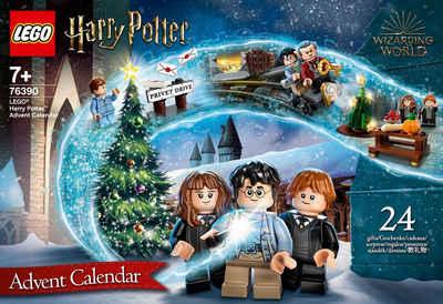 LEGO® Adventskalender »(76390), LEGO® Harry Potter™« (274-tlg), Made in Europe