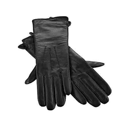 Ob aus Glattleder, Wildleder oder Wolle, diese Handschuhe bieten Schutz in der kalten Jahreszeit.