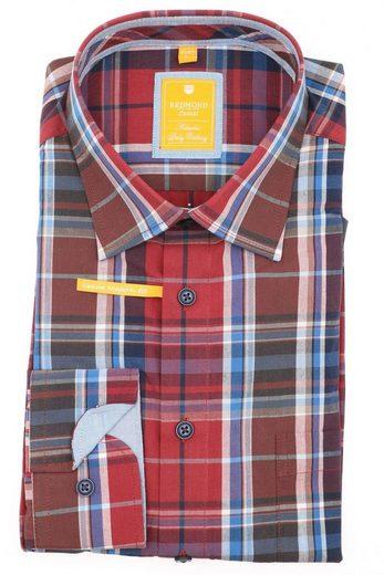 Redmond Langarmhemd