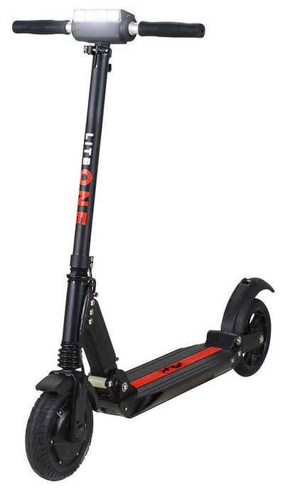 eFlux E-Scooter »Lite One Elektroroller«, 500 W, E-Scooter 500 Watt-Motor