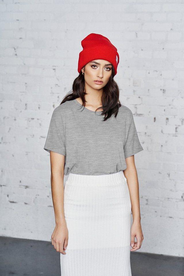 Cotton Candy T-Shirt »WINA« mit dezentem Glanz   OTTO