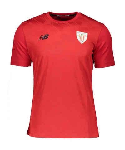 New Balance T-Shirt »Athletic Bilbao Pregame T-Shirt 2021/2022« default