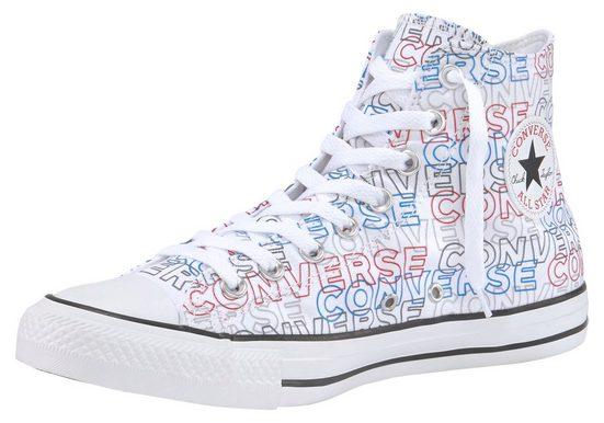 Converse »CHUCK TAYLOR ALL STAR WORDMARK HI« Sneaker