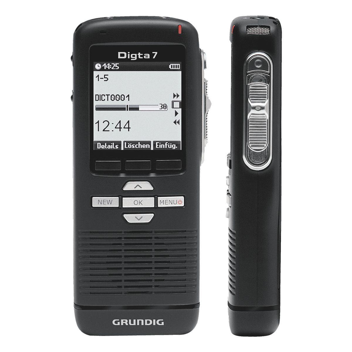 Grundig Digitales Diktiergerät »Digta 7«