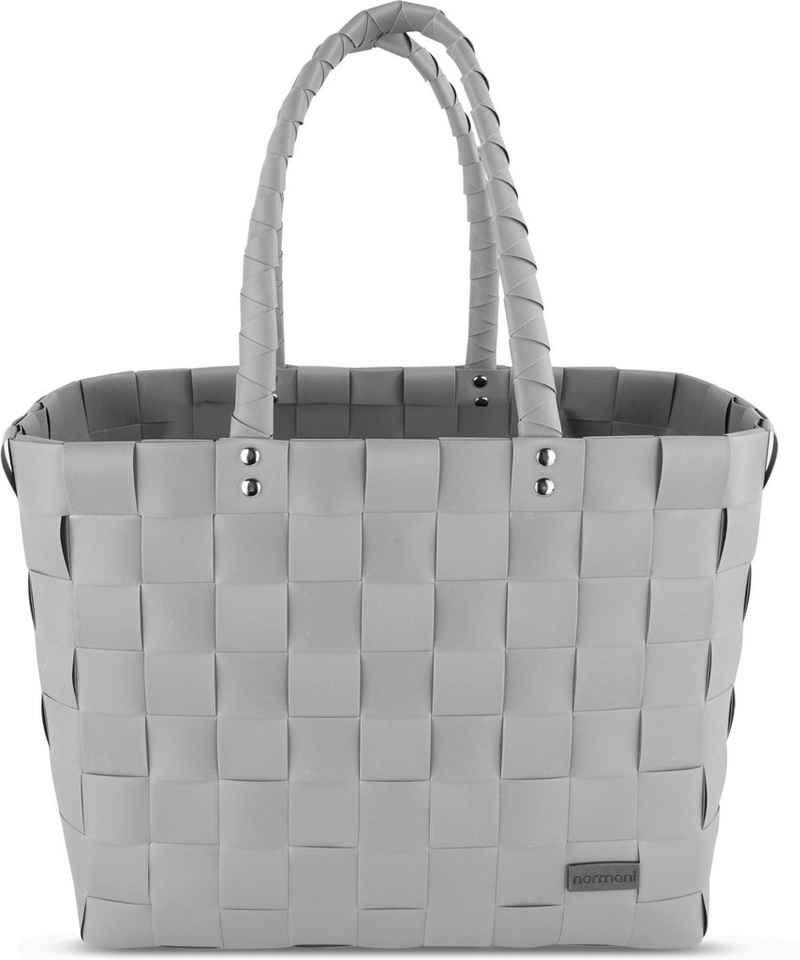 normani Einkaufskorb »Flechtkorb 20 Liter«, 20 l, Shopper aus pflegeleichtem Material