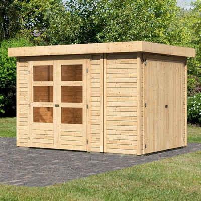 Flachdach Gartenhaus Online Kaufen Otto