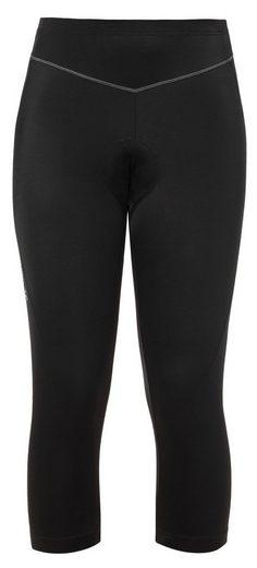 VAUDE Funktionshose »Women's Active 3/4 Pants« (1-tlg) Grüner Knopf
