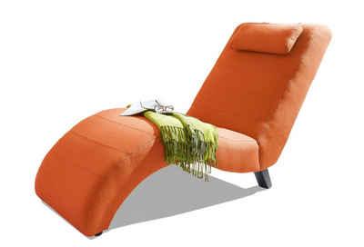 Max Winzer® Relaxliege »Nova«, inklusive Nackenkissen