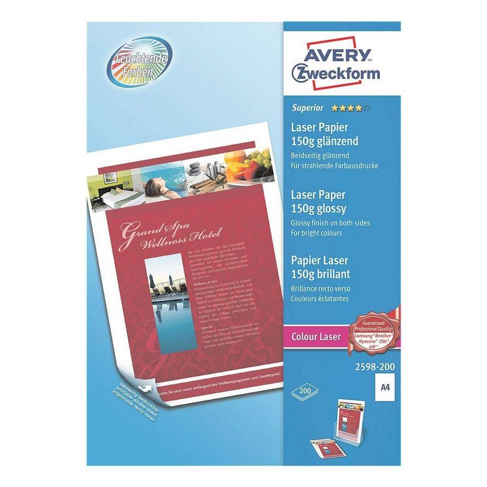 Avery Zweckform Farblaserpapier »Premium Color Laser«