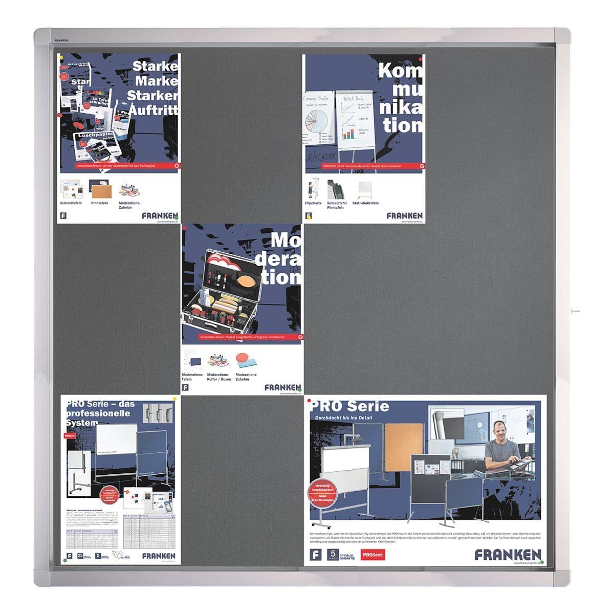 Franken Schaukasten für den Innen- und Außenbereich »E...