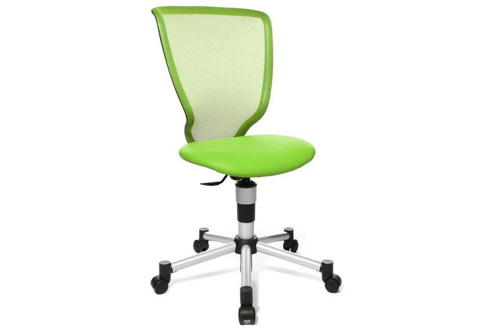 Topstar Drehstuhl »Titan Junior«, für Kinder geeignet, in 8 Farben in grün