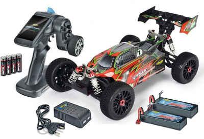 CARSON Modellauto »Carson Elektro Buggy Virus 4.1 4S Brushless 2.4Ghz 100% RTR 1:8«