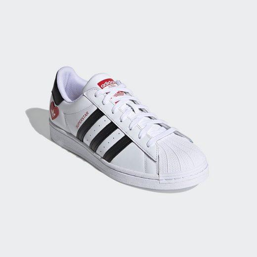 adidas Originals »SUPERSTAR« Sneaker Valentine