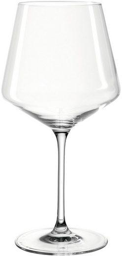 LEONARDO Rotweinglas »Puccini« (6-tlg), für Bordeaux, 730 ml