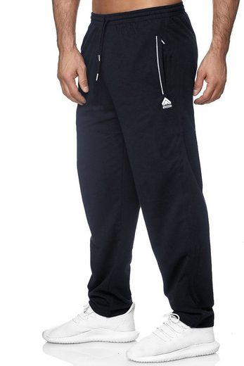 Humy Jogginghose »3526« Herren Leichte Jogginghose Baggy Freizeit Sporthose