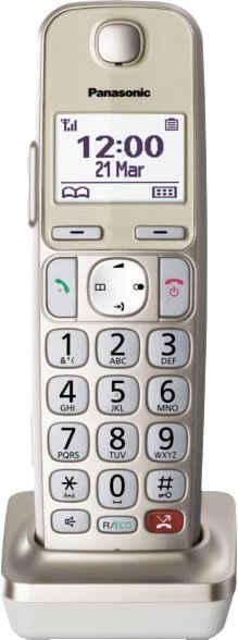 Panasonic »KX-TGEA25EXN« DECT-Telefon