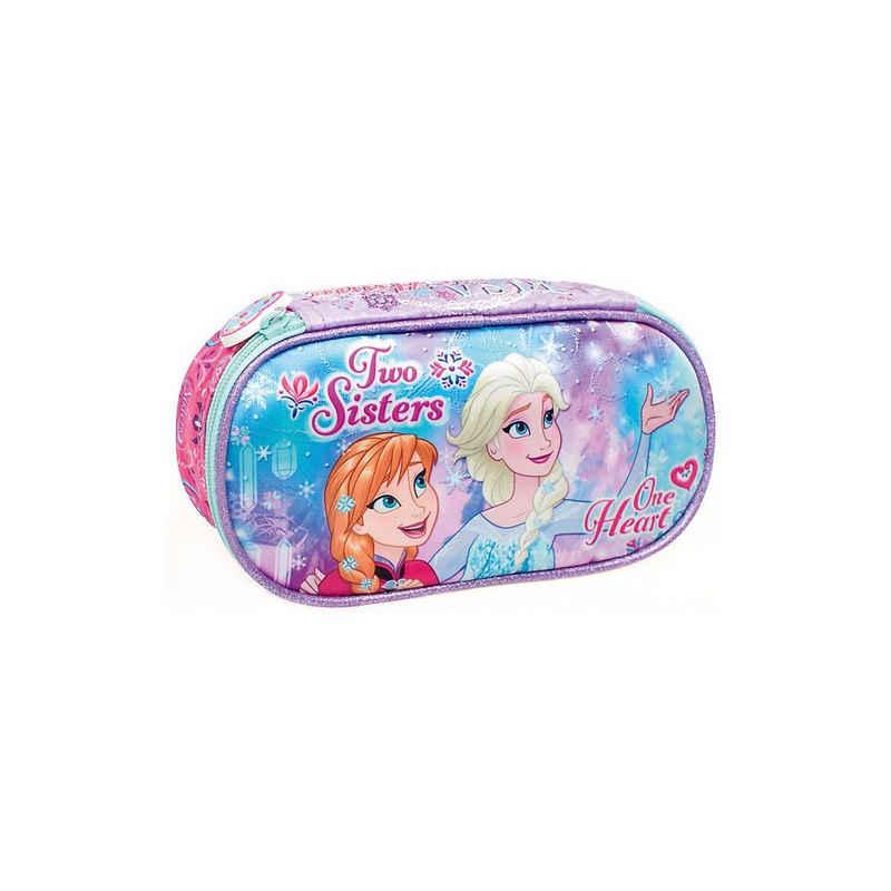 Disney Frozen Schreibgeräteetui »Etui-Box Die Eiskönigin Two Sisters«