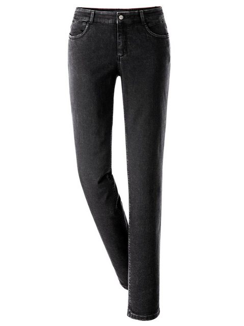 Hosen - ascari Slim fit Jeans › schwarz  - Onlineshop OTTO