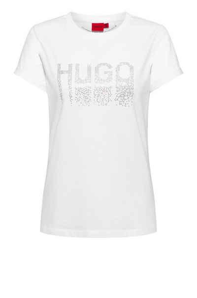 HUGO T-Shirt »T-Shirt The Slim Tee«