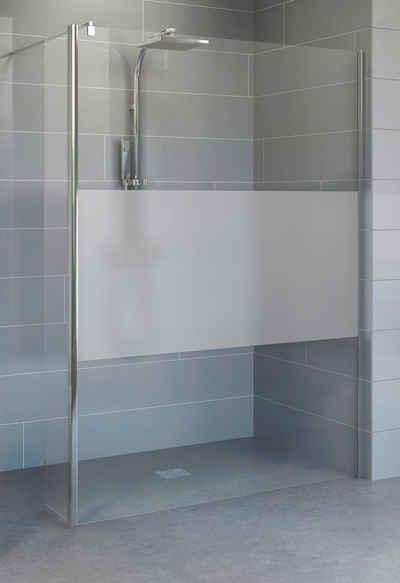 Schulte Walk-in-Dusche »Alexa Style 2.0«, Sicherheitsglas, mit Sichtschutz