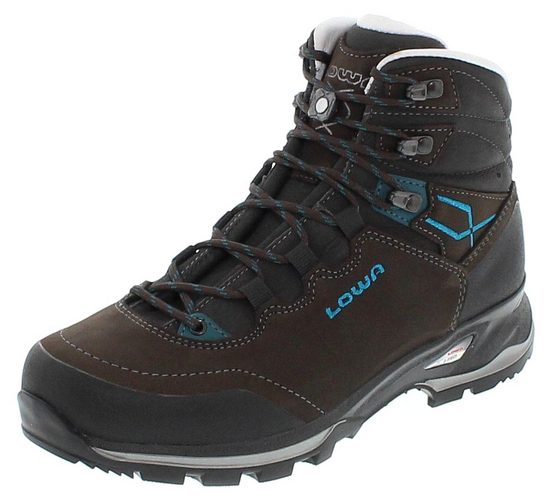 Lowa »Lowa Damen Trekkingstiefel Lady Light LL Schiefer Türkis« Outdoorschuh