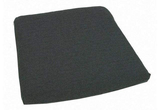 Go-De Set: Sitzkissen (2 Stück) grau
