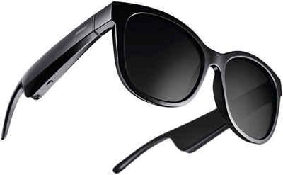 Bose »Frames Soprano« Bluetooth-Kopfhörer (Google Assistant, Siri, Bluetooth, Sonnenbrille mit Soundtrack)