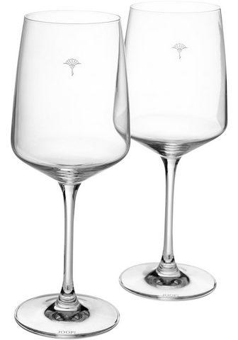 Joop! Weißweinglas » SINGLE CORNFLOWER« Kris...