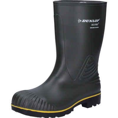 Dunlop »Dunlop Stiefel Acifort kurz grün EN 20347« Gummistiefel