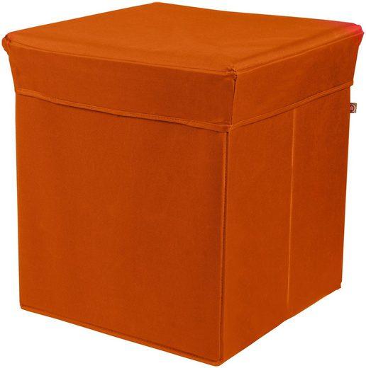 PHOENIX MÖBEL Aufbewahrungsbox »Stor' It«, B/H/T: 41 x 44 x 41cm