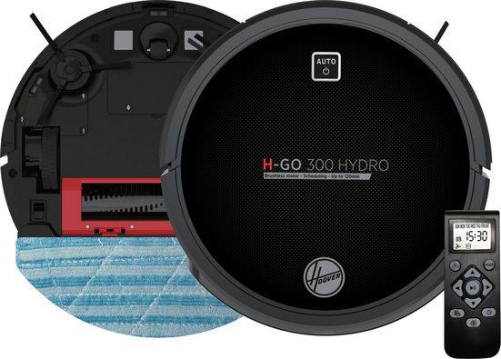 Hoover Nass-Trocken-Saugroboter H-GO 300 HYDRO, HGO320H 011