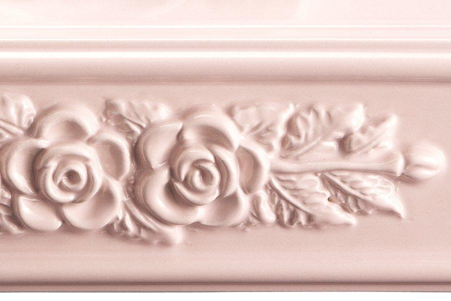 Taschentücherbox in rosé