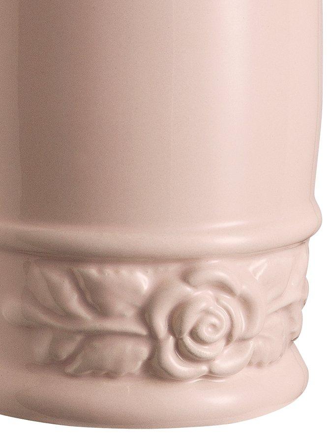 heine home Zahnputzbecher in rosé