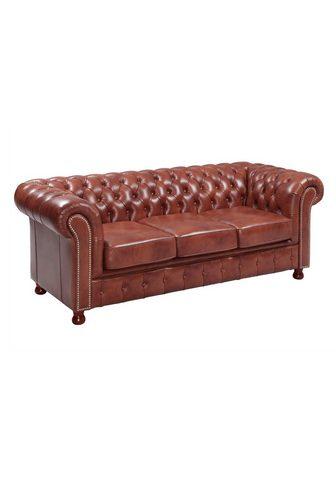 HEINE HOME Sofa im klassisch englischen Club-Stil...