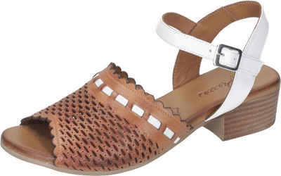 Piazza »Sandalen« Sandalette aus echtem Leder