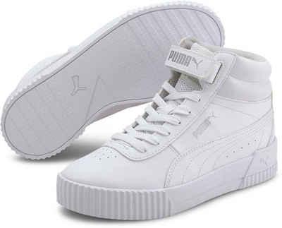 PUMA »Carina Mid Jr« Sneaker
