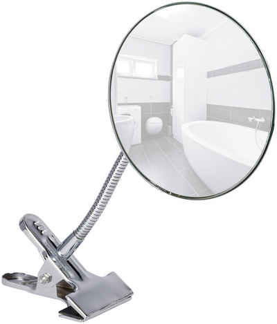 WENKO Kosmetikspiegel »Clip«, 5-fach Vergrößerung